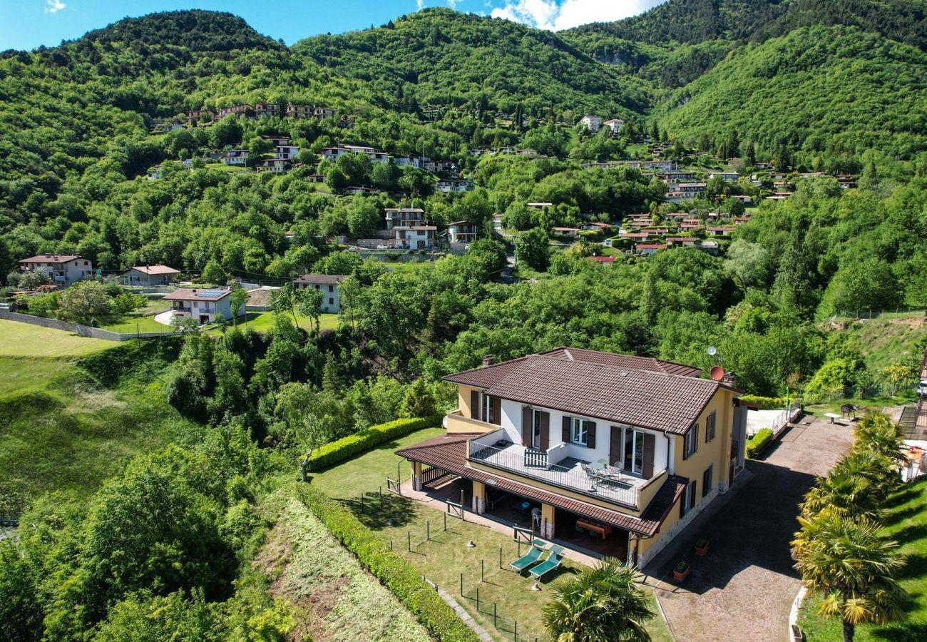 Apartment in Tignale - Piccolo Ragno Typ Garden