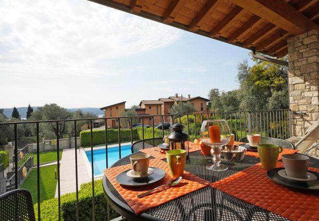 Apartment in Toscolano-Maderno - Marsina