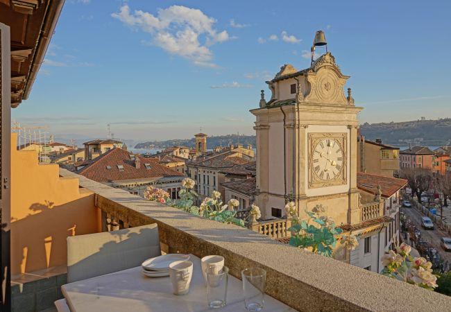 Apartment in Salò - L'Orologio
