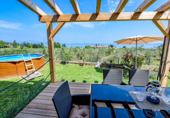 Apartment in Manerba del Garda - Casa Capo
