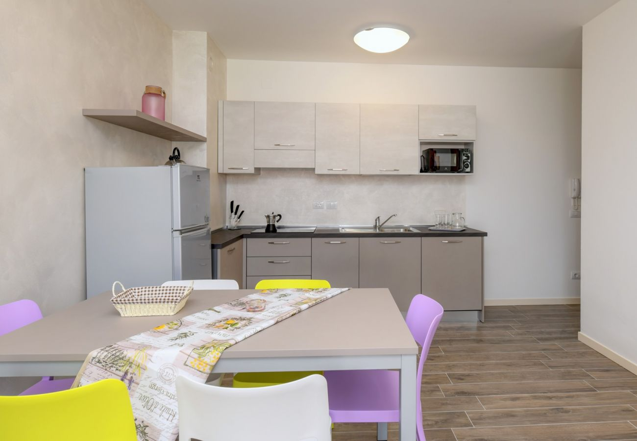 Apartment in Toscolano-Maderno - Fasanella -Lillà