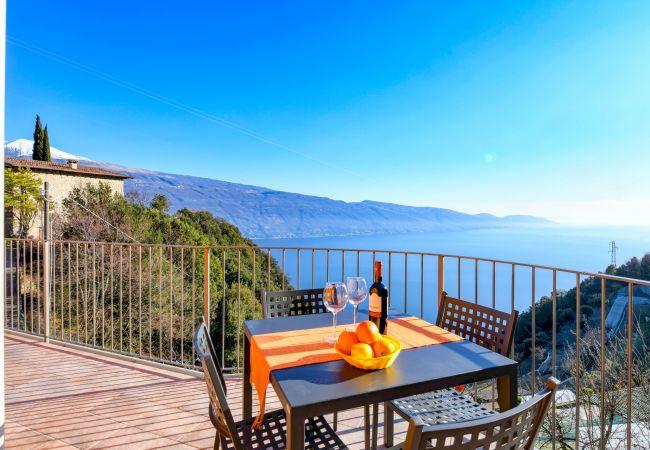 Apartment in Tignale - Orange House 1