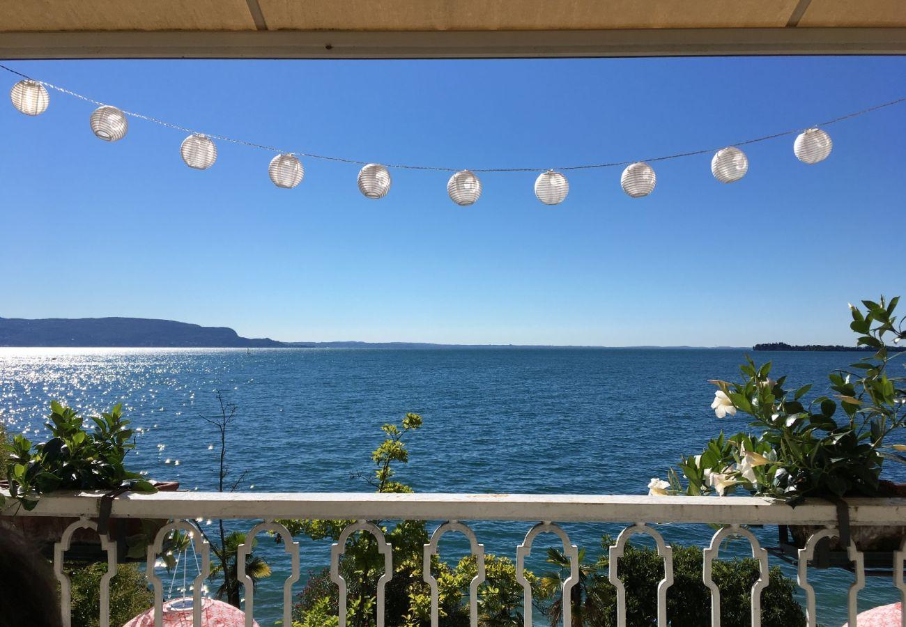 Villa a Gardone Riviera - Villa Magnolia a Lago