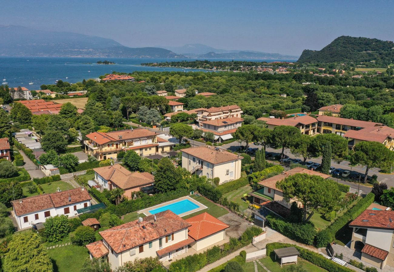 Villa a Manerba del Garda - Villa Sole