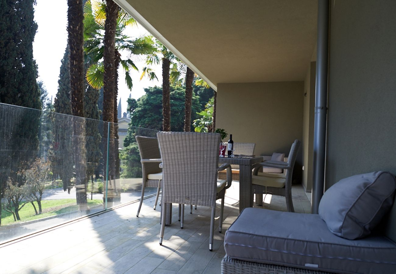 Ferienwohnung in Gardone Riviera - Minnie