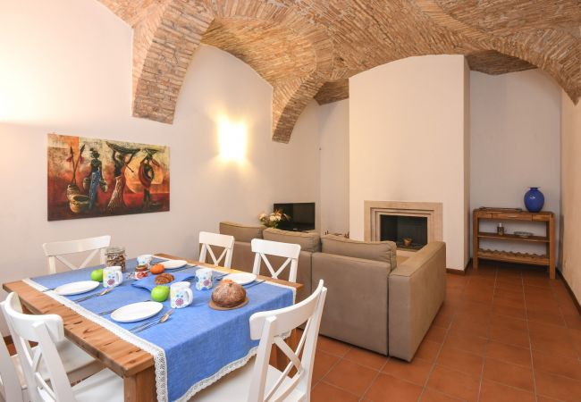 Ferienwohnung in Moniga del Garda - Appartamento Azzurro