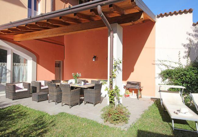 Ferienhaus in Moniga del Garda - La Casetta