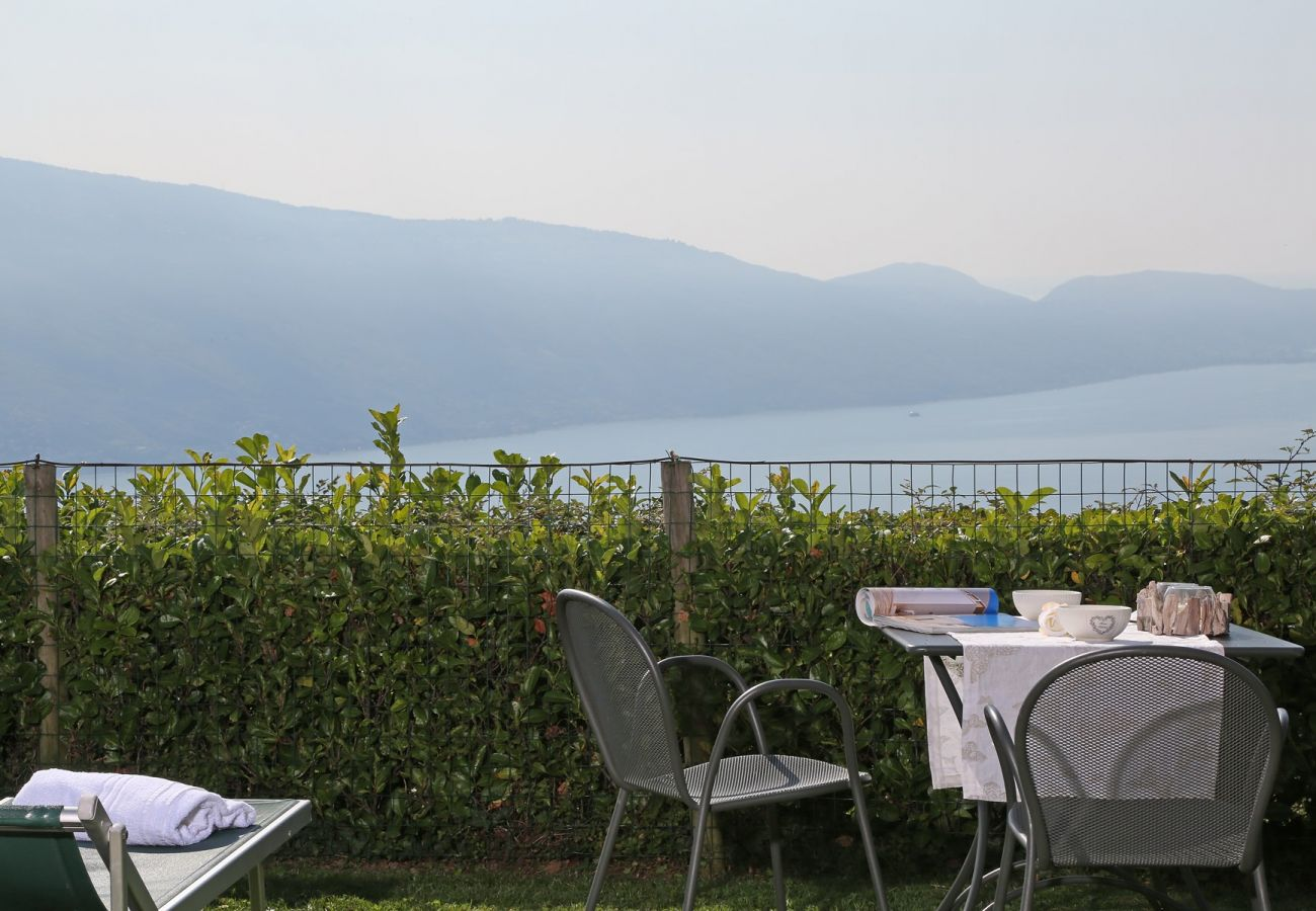 Ferienwohnung in Tignale - Piccolo Ragno Typ Garden