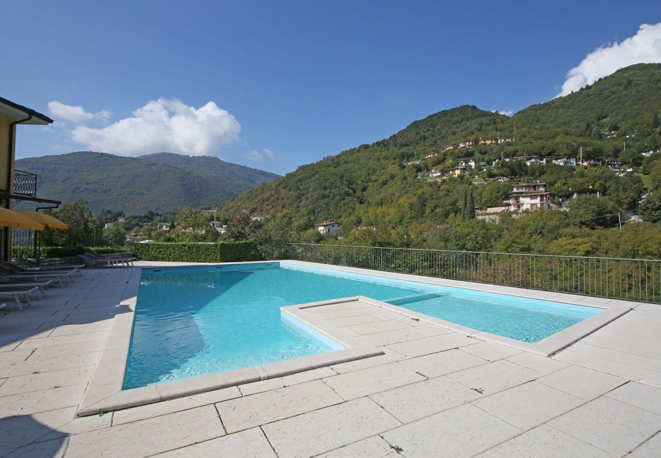 Ferienwohnung in Tignale - Piccolo Ragno Typ Balcony