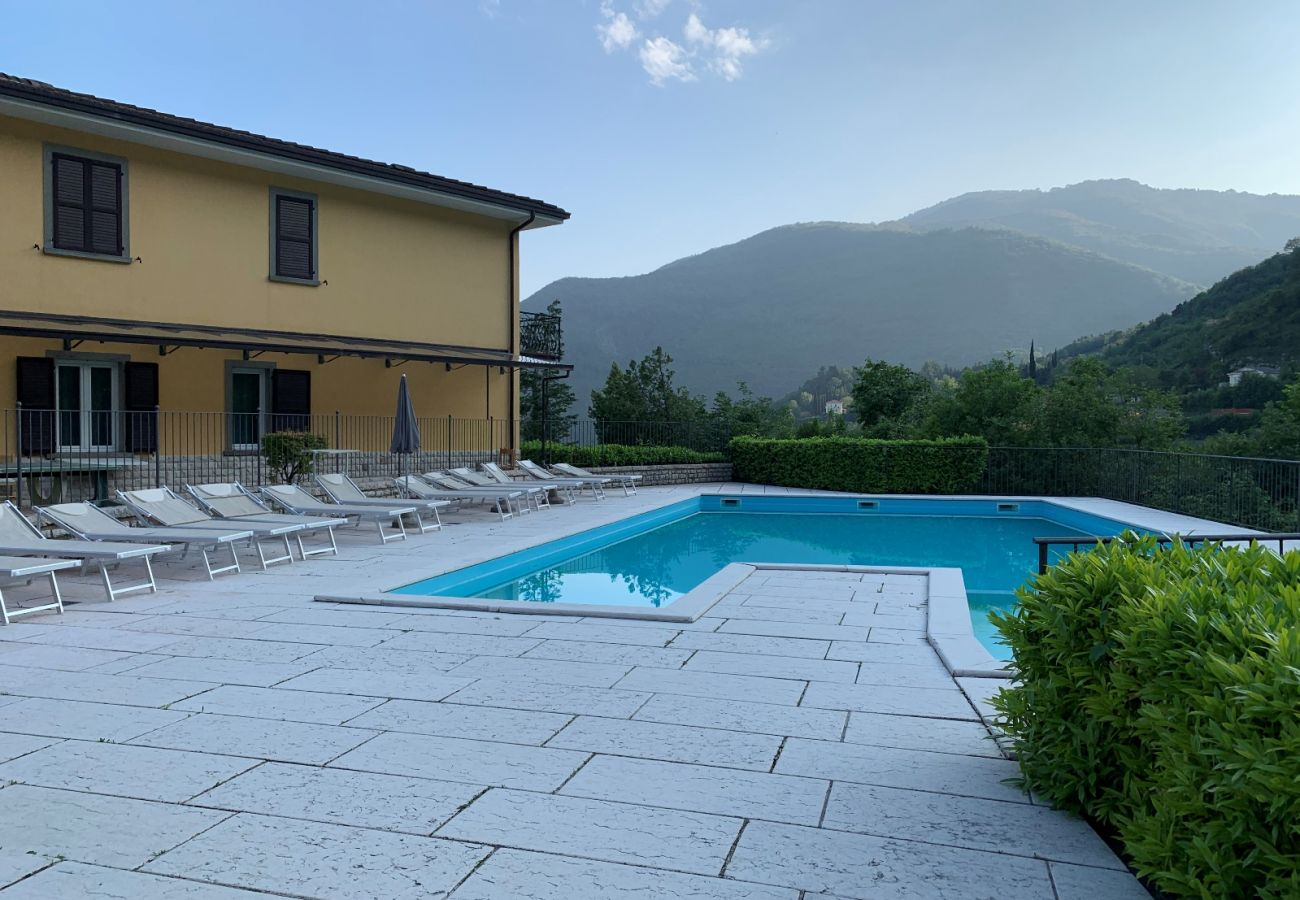 Ferienwohnung in Tignale - Piccolo Ragno Anna