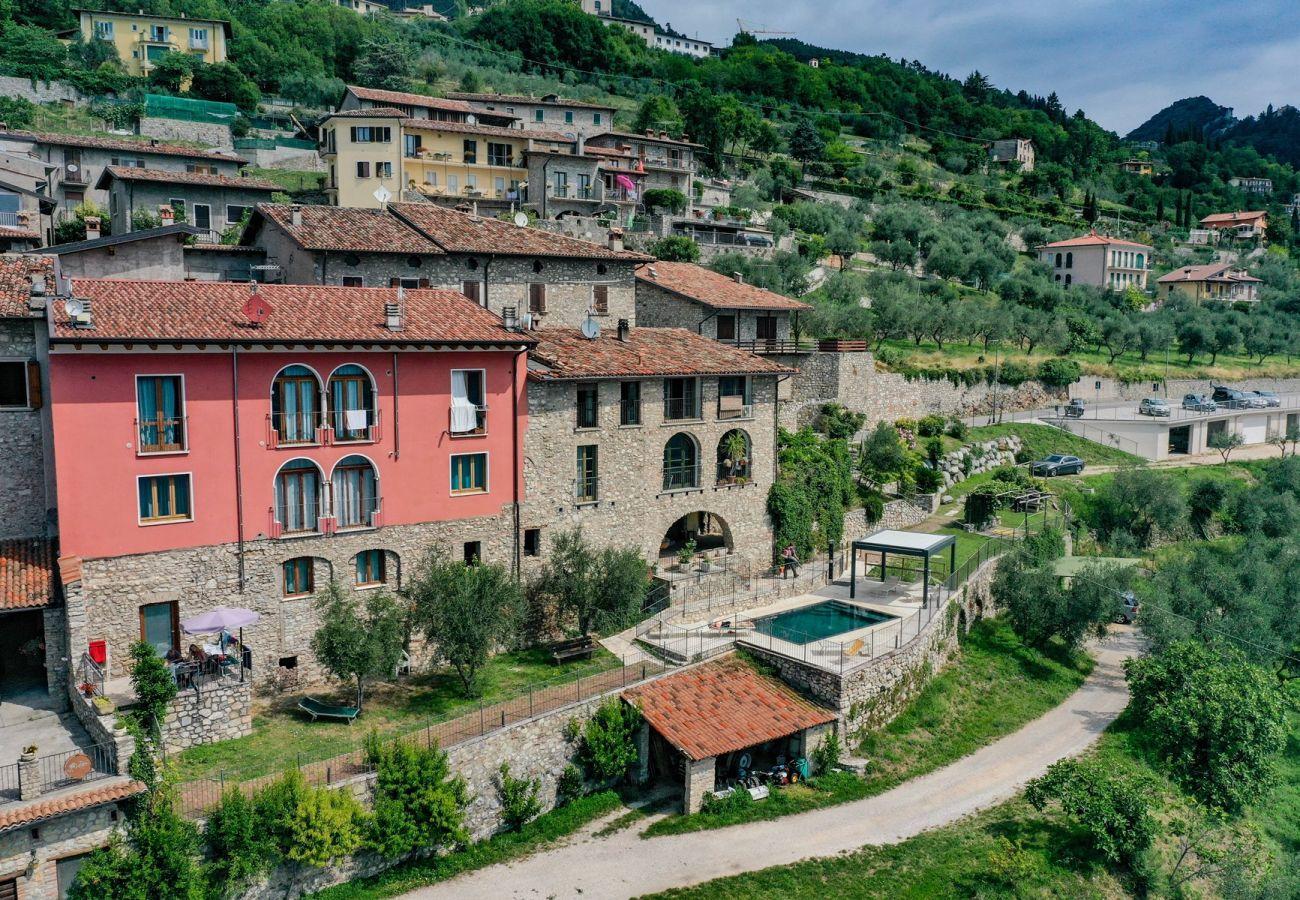 Ferienwohnung in Tignale - Il Fondaco