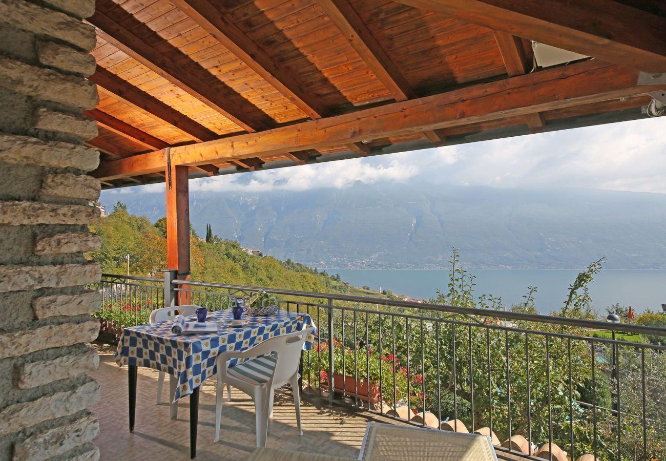Ferienwohnung in Tignale - Casa Amedeo 4