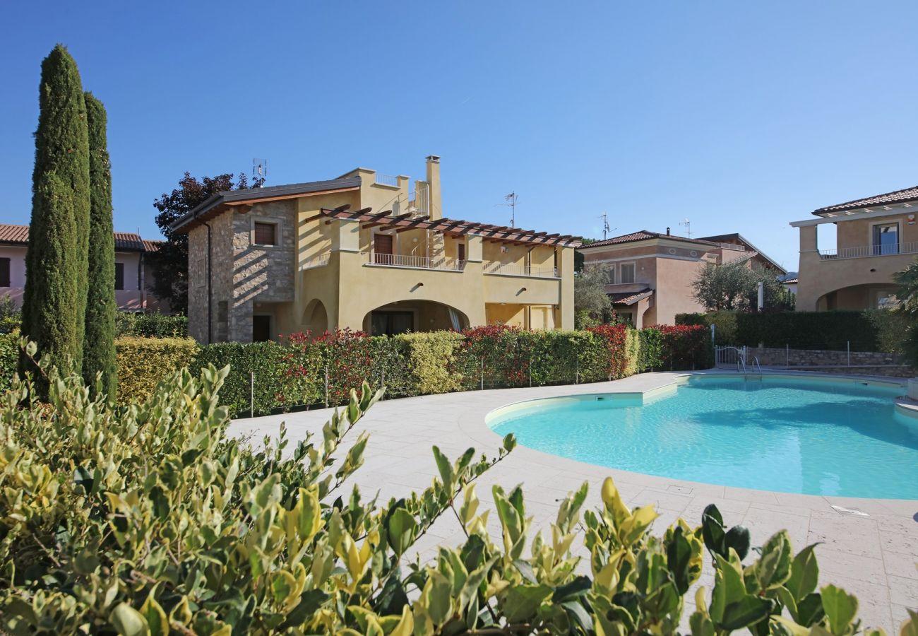 Ferienwohnung in Manerba del Garda - I Giardini della Romantica