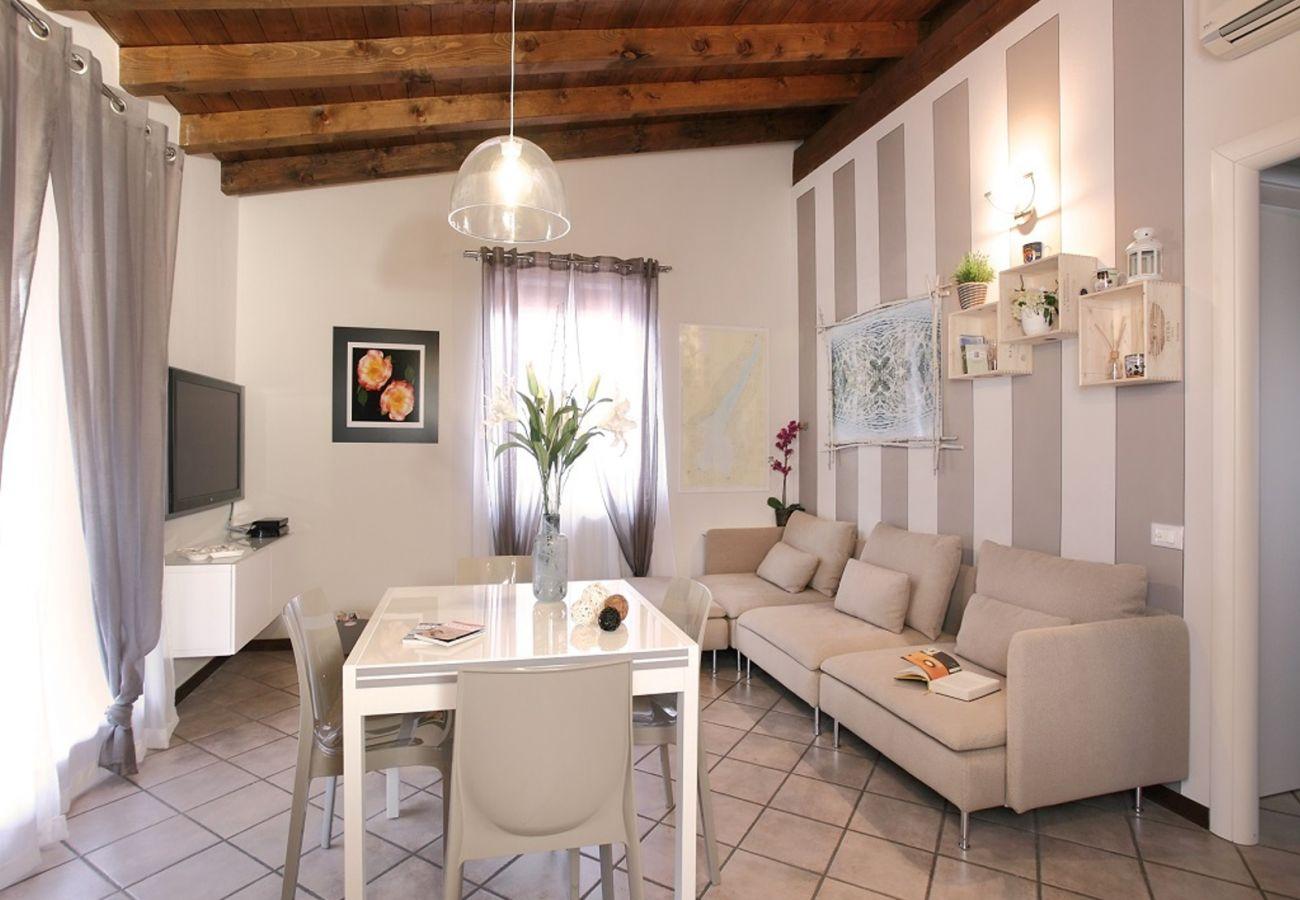 Ferienwohnung in Manerba del Garda - La Rocca