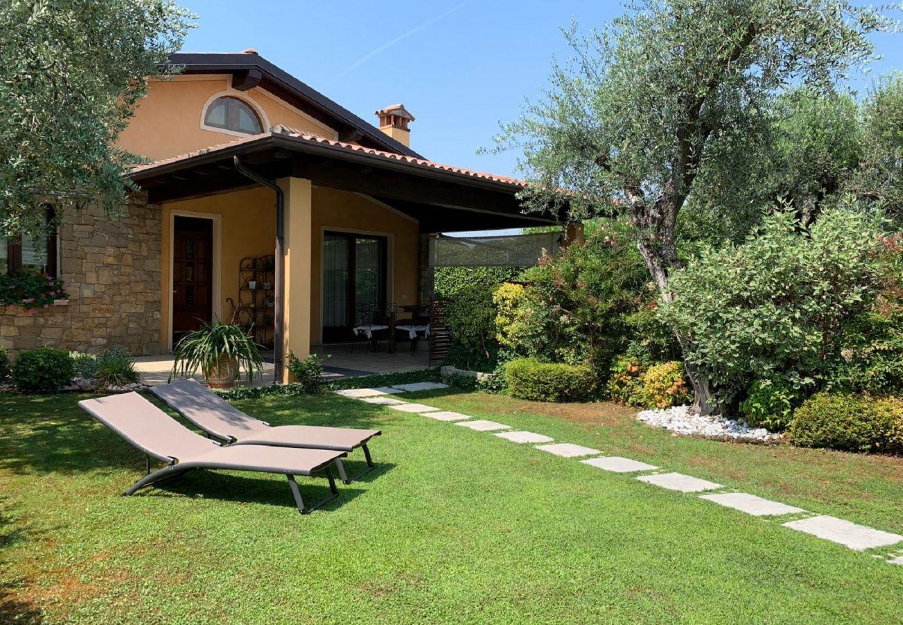 Ferienwohnung in Manerba del Garda - Olivo