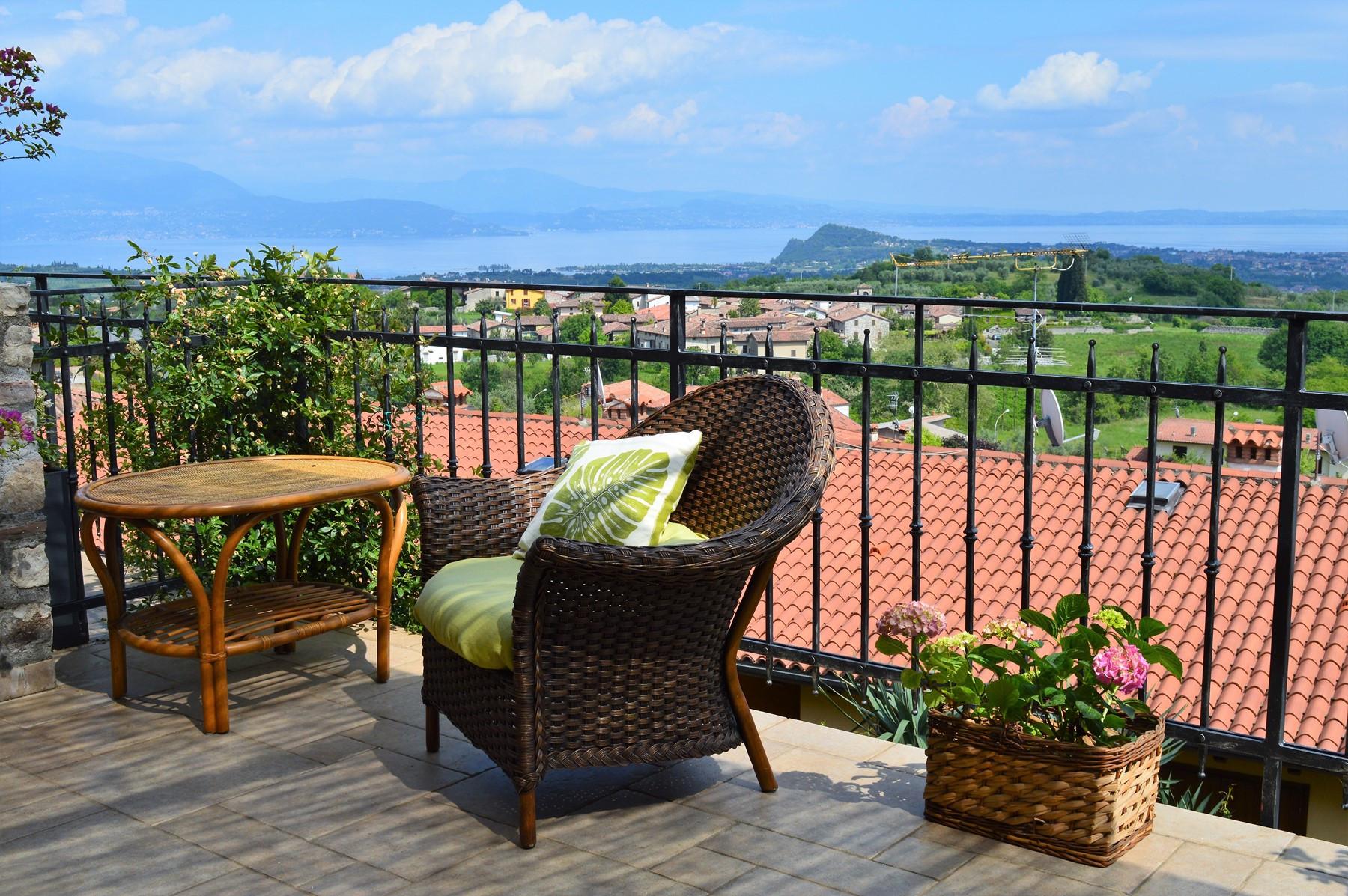 Ferienwohnungen Puegnago sul Garda - Terrazze sul Garda