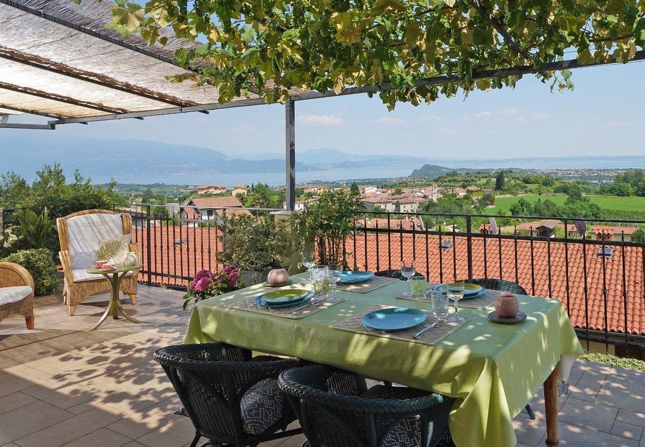 Ferienwohnung in Puegnago sul Garda - Terrazze sul Garda