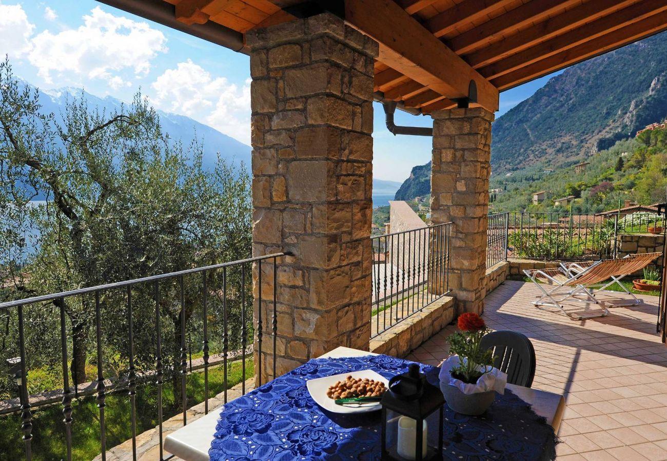 Ferienwohnung in Limone sul Garda - Ai Ruck 3