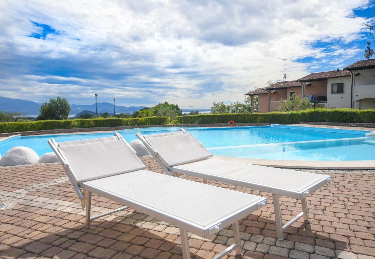 Ferienwohnung in Polpenazze del Garda - La Quiete