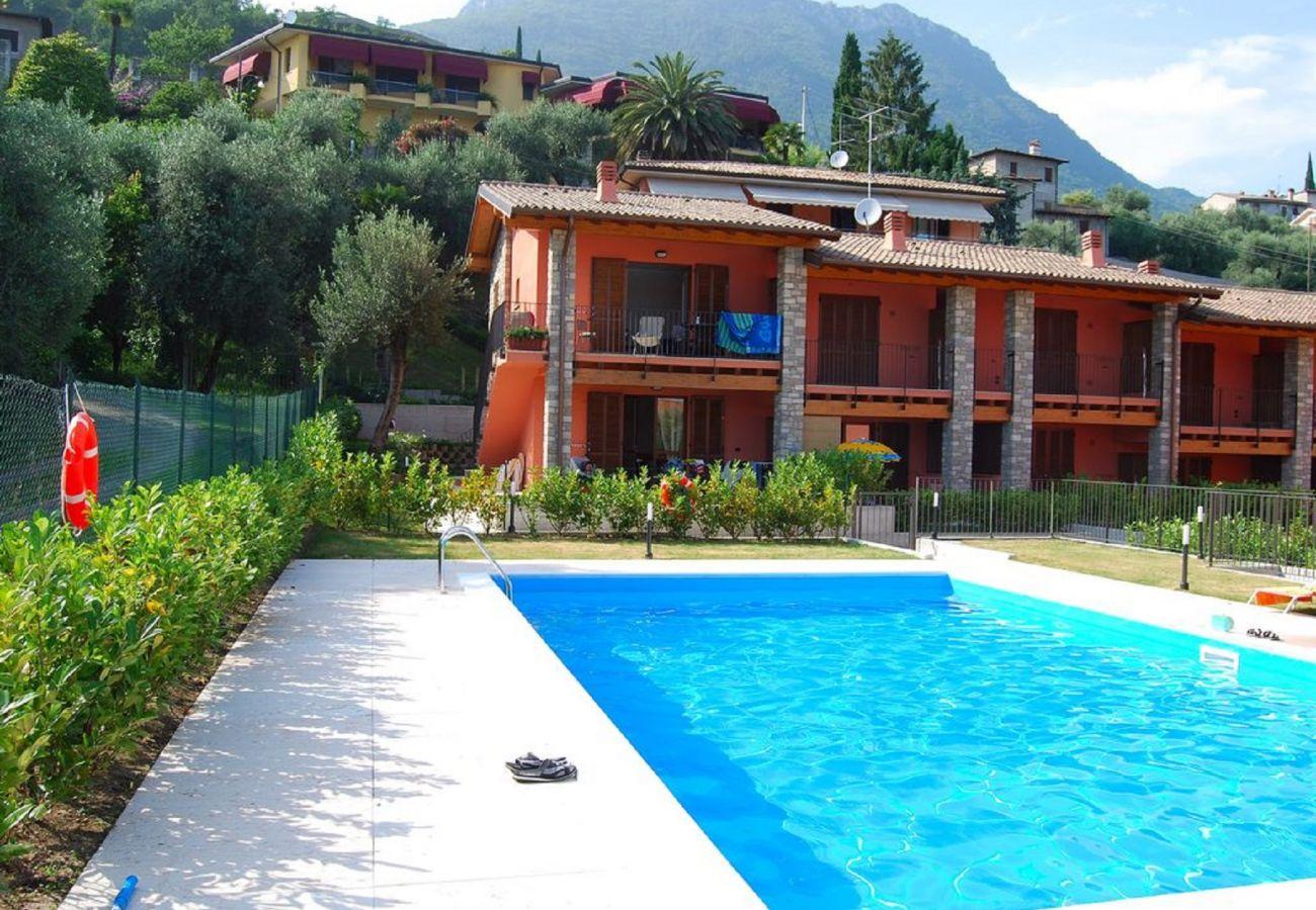 Ferienwohnung in Toscolano-Maderno - Marsina