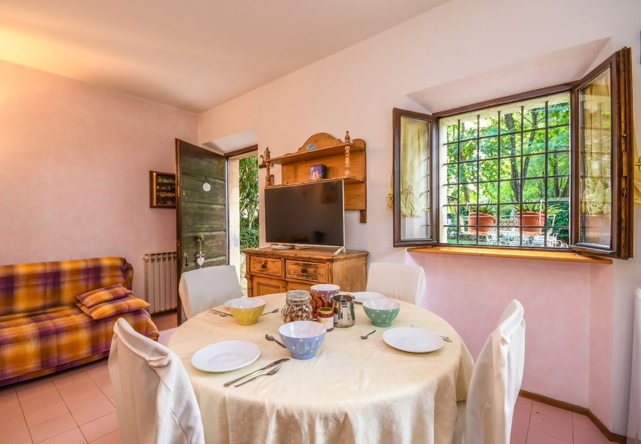 Villa in Polpenazze del Garda - Casale al Rio