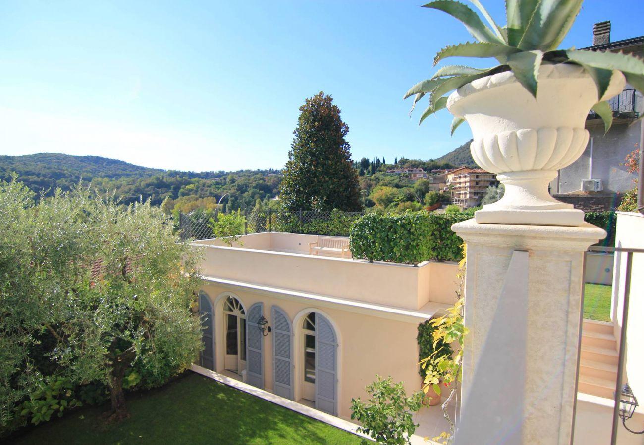 Ferienwohnung in Roè Volciano - Depandance Villa Loredana