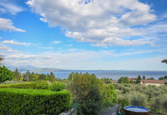 Ferienwohnung in Manerba del Garda - Katharina