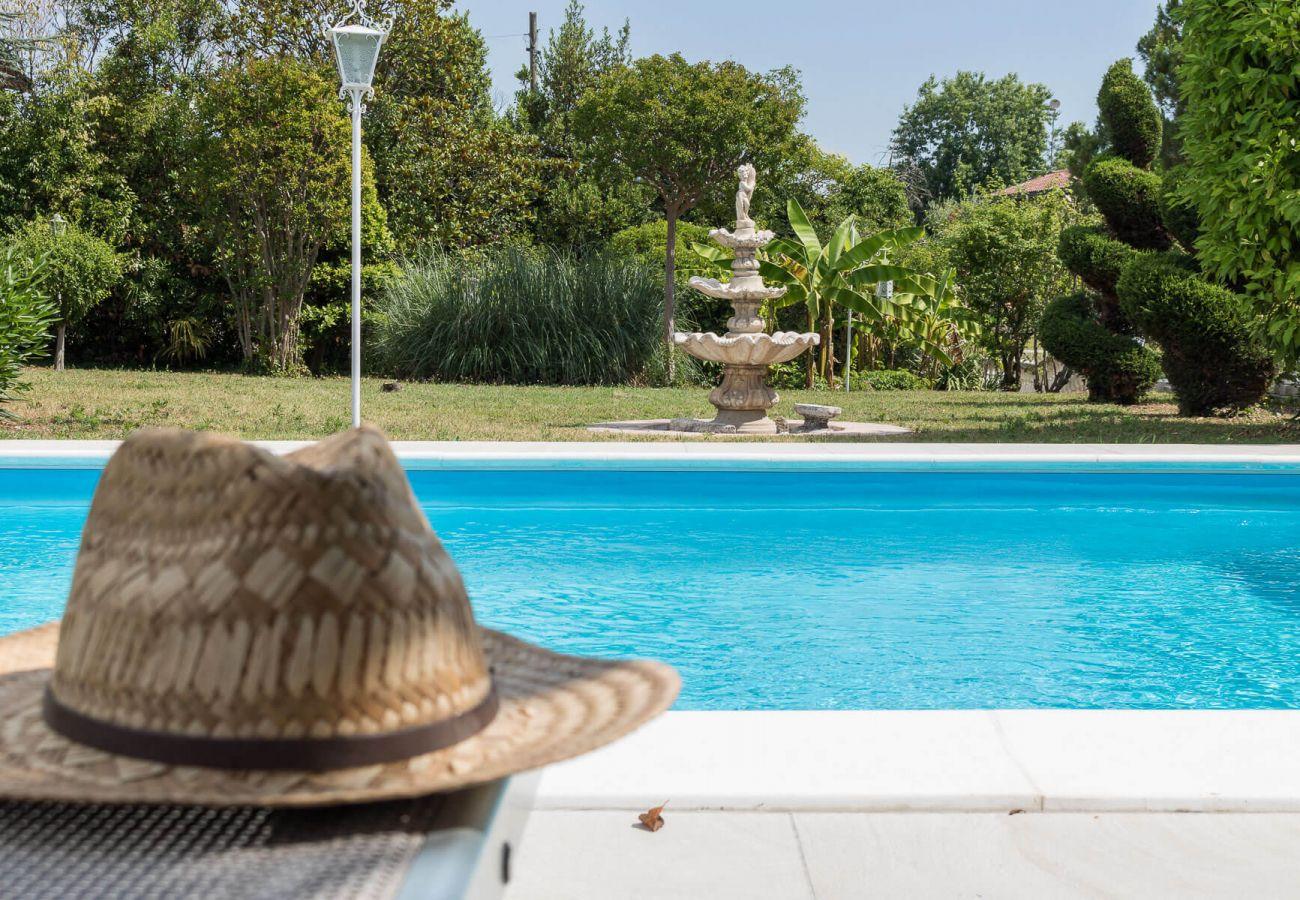 Villa in Moniga del Garda - Villa Stefano