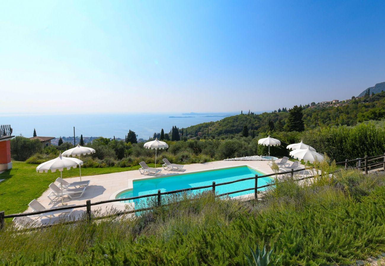 Ferienwohnung in Toscolano-Maderno - Cà Rossa - Ibisco