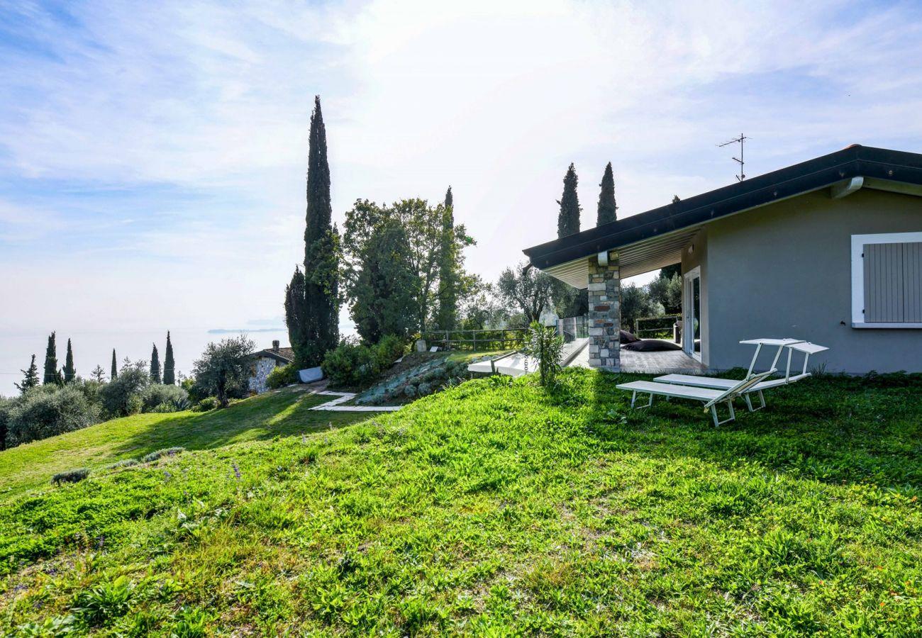 Ferienwohnung in Toscolano-Maderno - Cà Bianca sopra