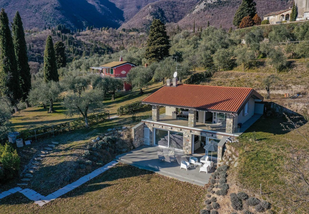 Ferienwohnung in Toscolano-Maderno - Cà Bianca Zero
