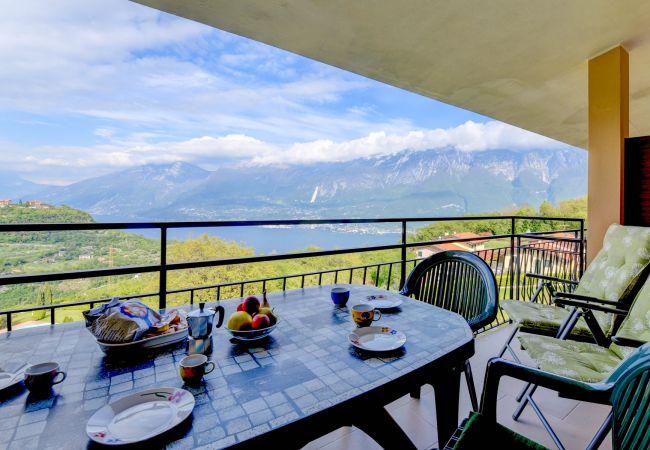 Ferienwohnung in Tignale - Casa Nadia