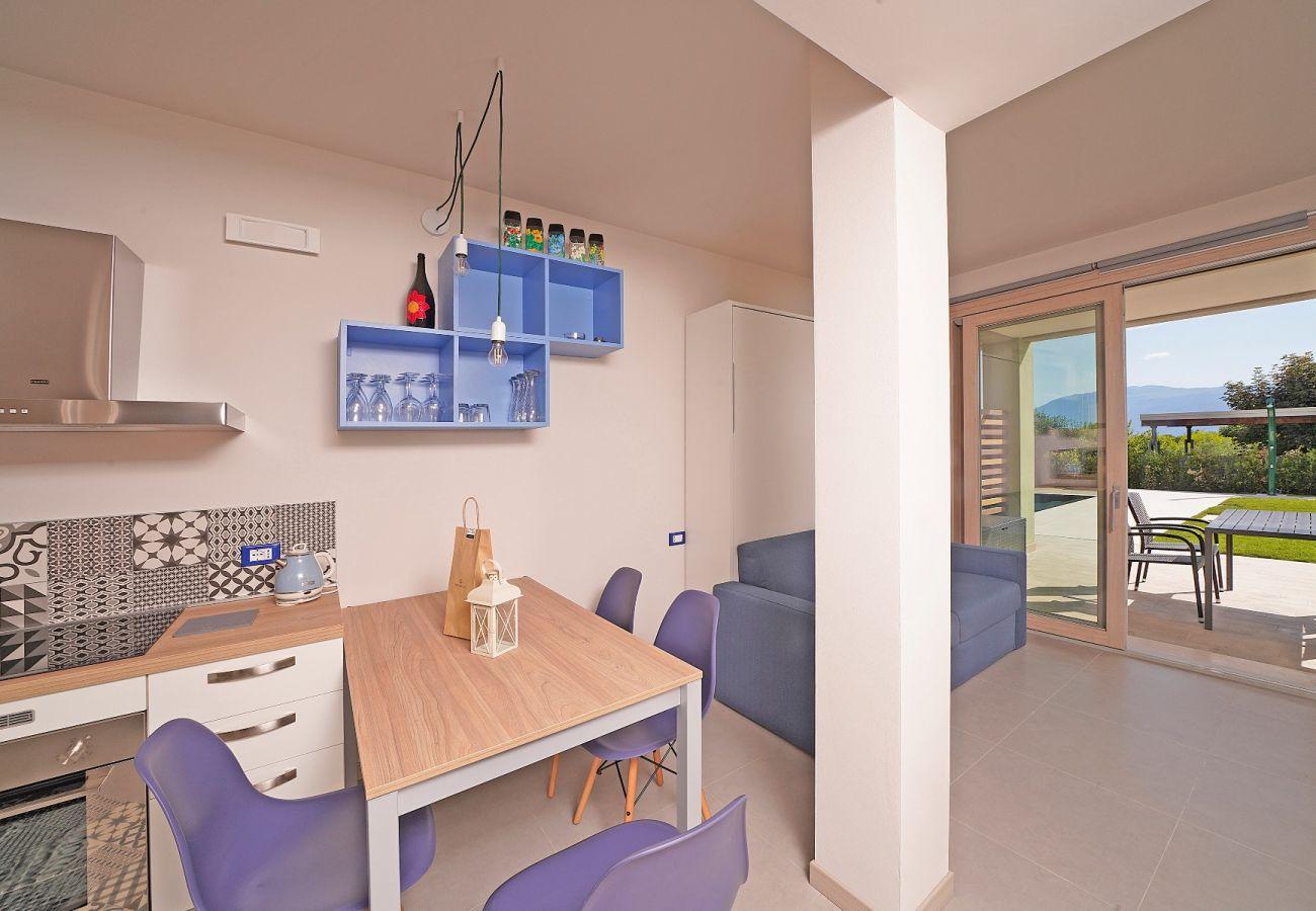 Studio in Manerba del Garda - Gardaliva - Blue Studio 3