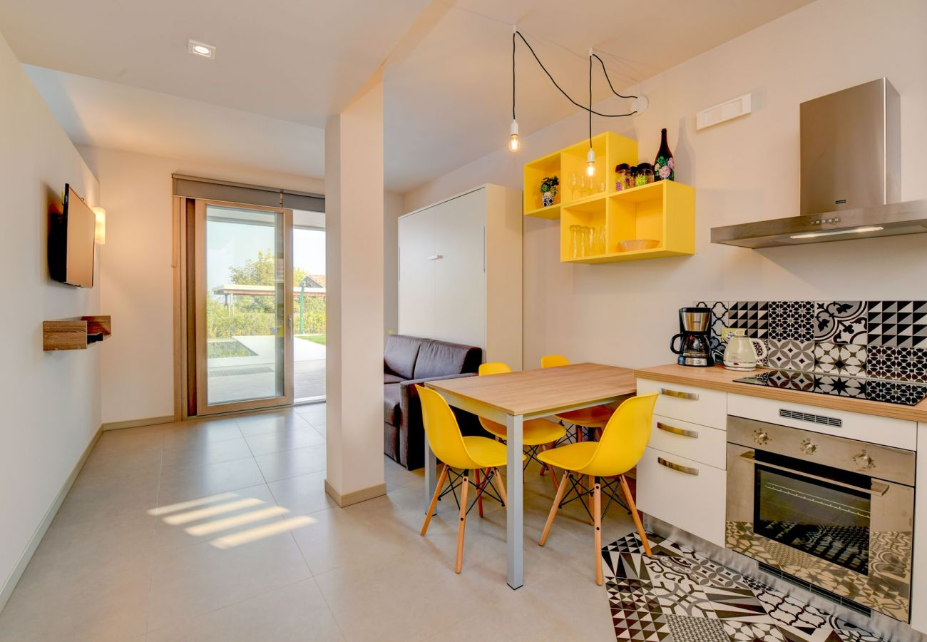Studio in Manerba del Garda - Gardaliva - Yellow Studio 4
