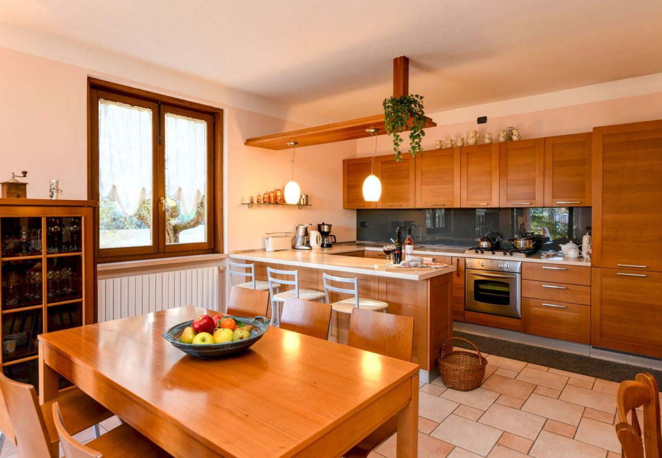 Ferienhaus in Moniga del Garda - Casa degli Ulivi