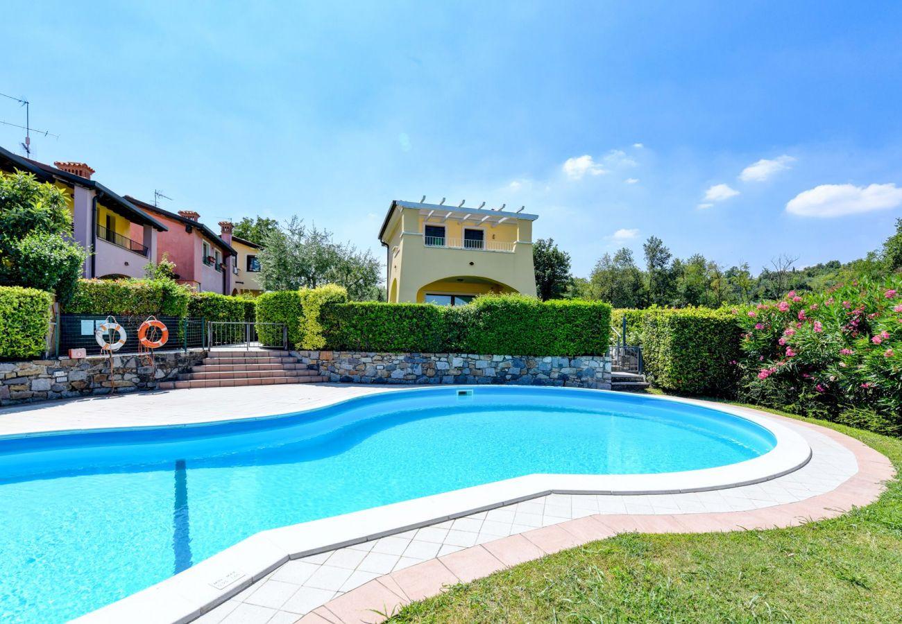 Ferienhaus in Manerba del Garda - Villa Rosa