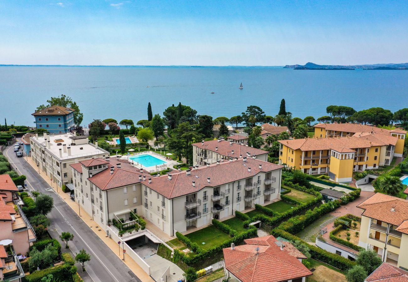 Ferienwohnung in Toscolano-Maderno - Corte Fasanella Studio Lake View
