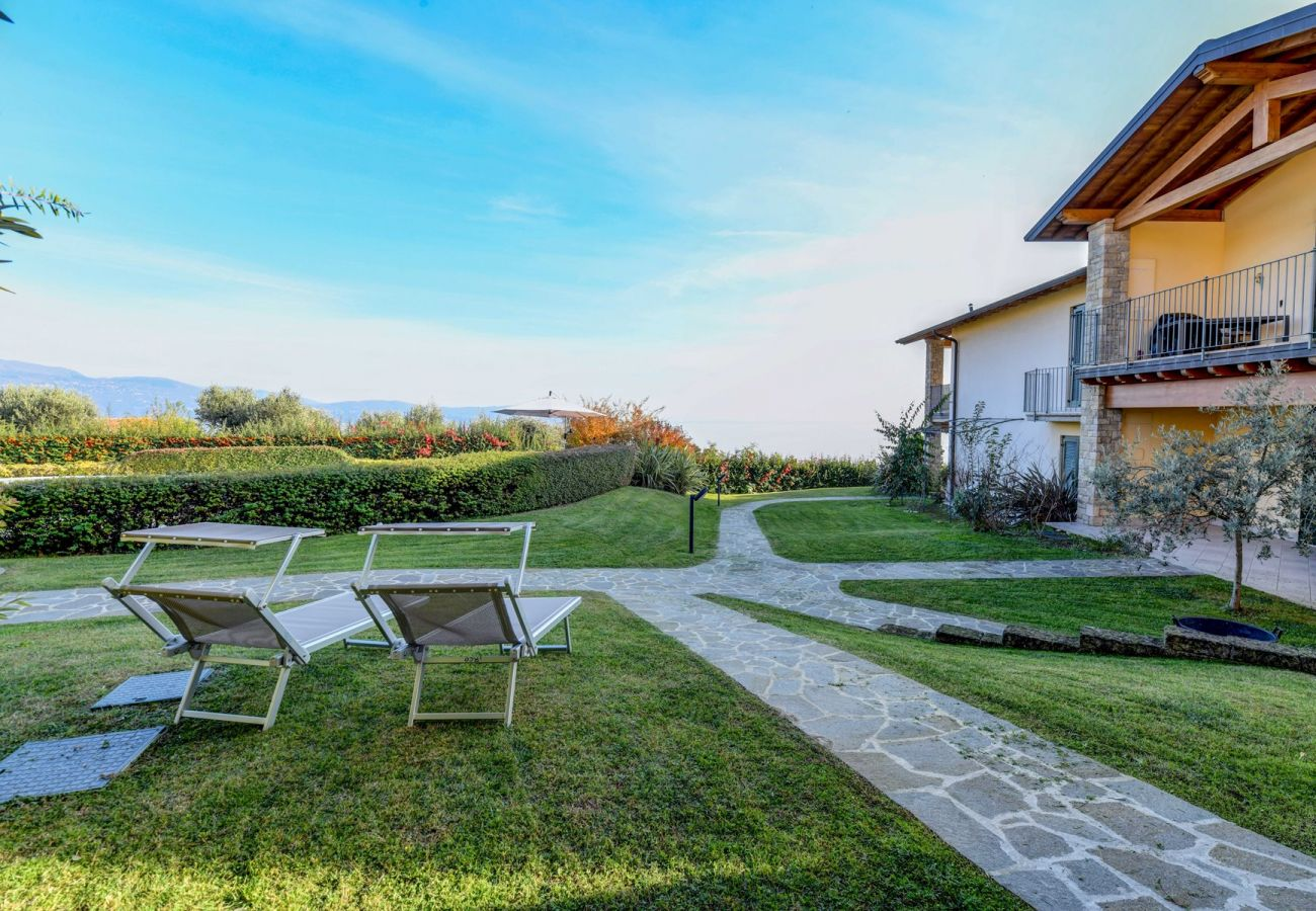Ferienwohnung in Toscolano-Maderno - 3 Felicity