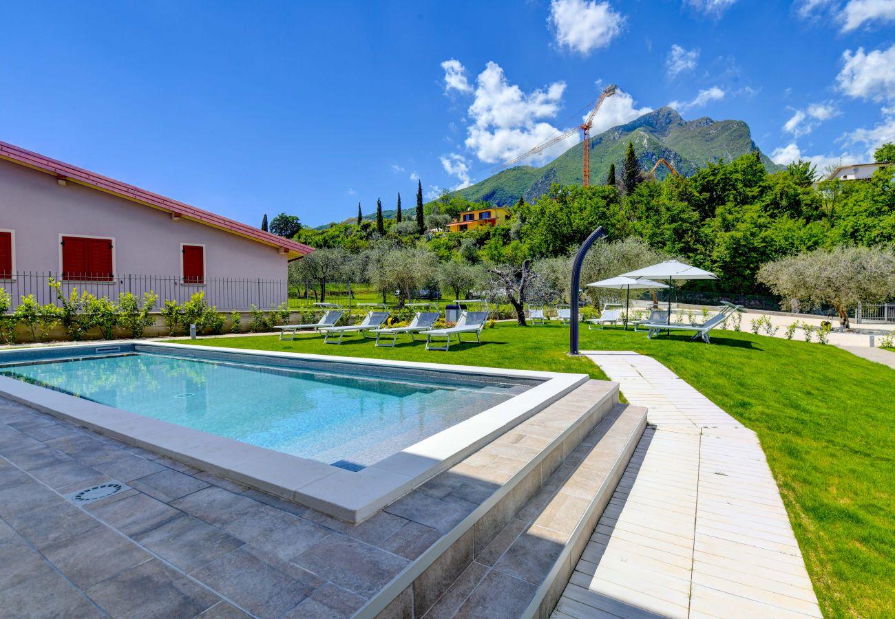 Villa in Toscolano-Maderno - Le Casette - Leccino
