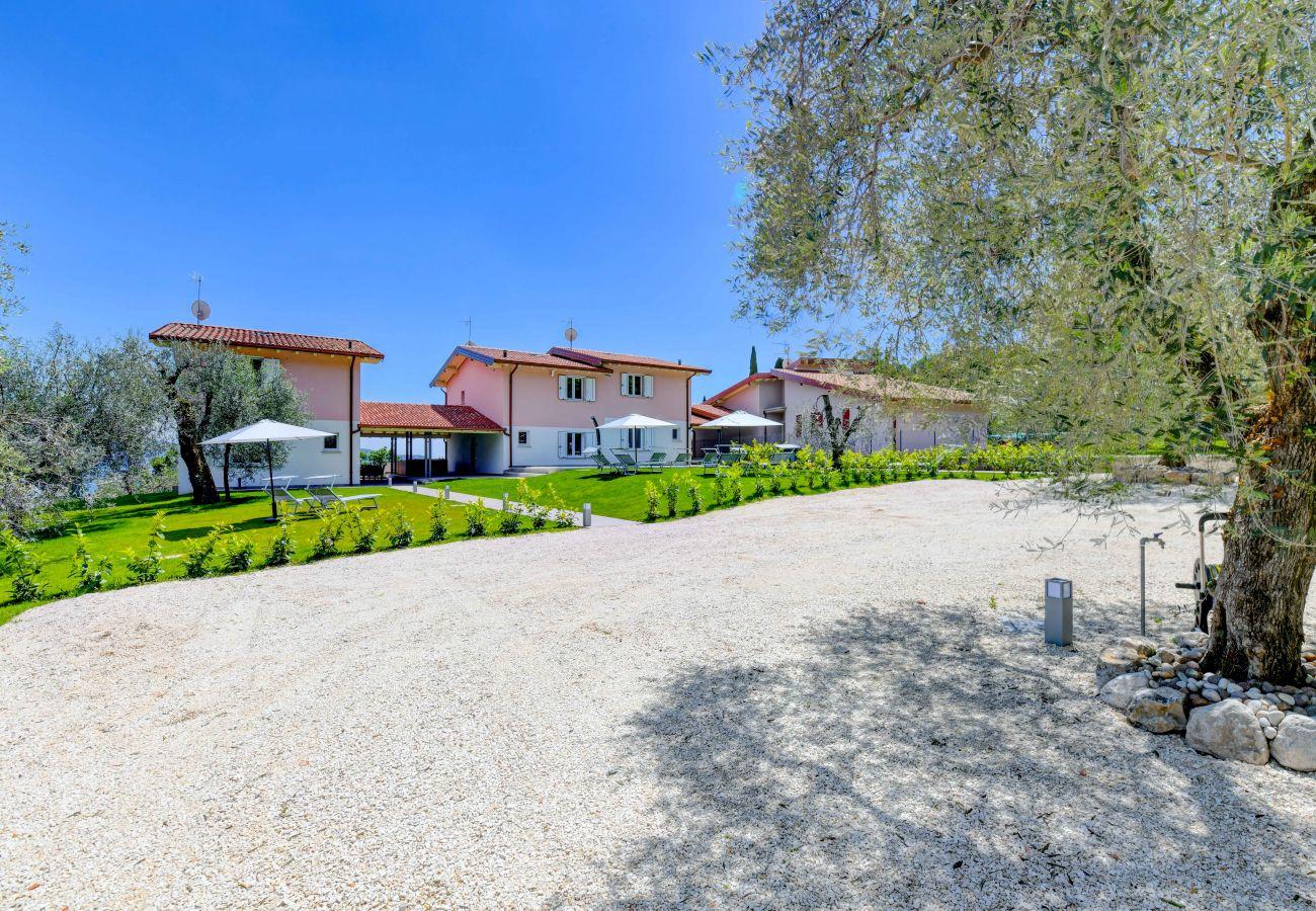 Villa in Toscolano-Maderno - Le Casette - Casaliva